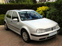 Regular valet vw golf