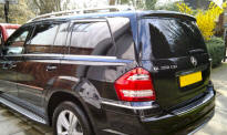Mercedes 4x4 Full Detail Valet